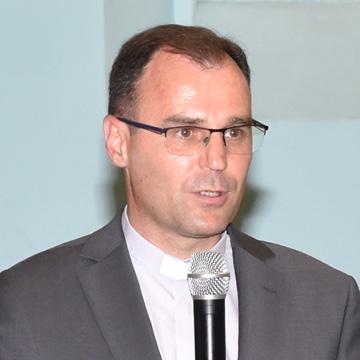 ks. Mirosław Gajda sdb